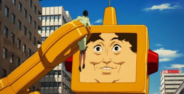 Paprika 2006 Review Anime Movies Satoshi Kon Anime