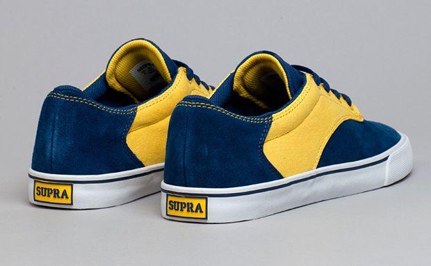 Supra Pistol Estate Blue/Yellow