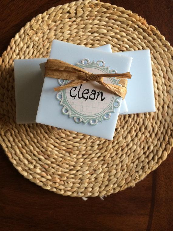 Handmade Clean face tea tree oil acne fighting soap by JuniperTreeNaturals on Etsy #handmadeseller
