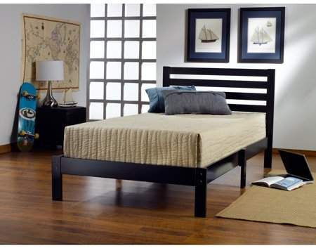 Hillsdale Furniture Aiden Twin Bed, Black Products in 2018 Bed