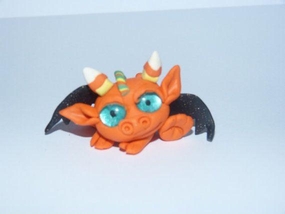 OOAK handsculpted dragon Art Sculpture by DragonCreationDesign