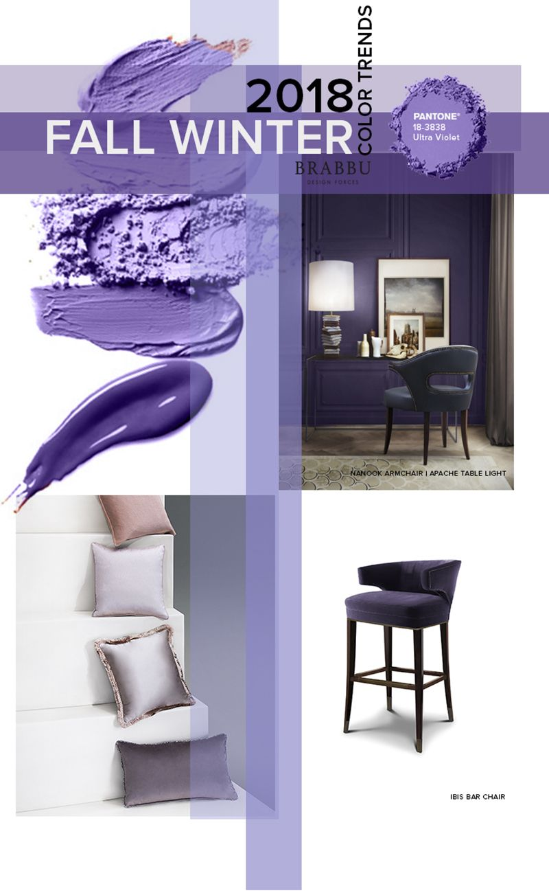 Accent chairs top interior design trends you cant miss next season purple also top can   rh pinterest