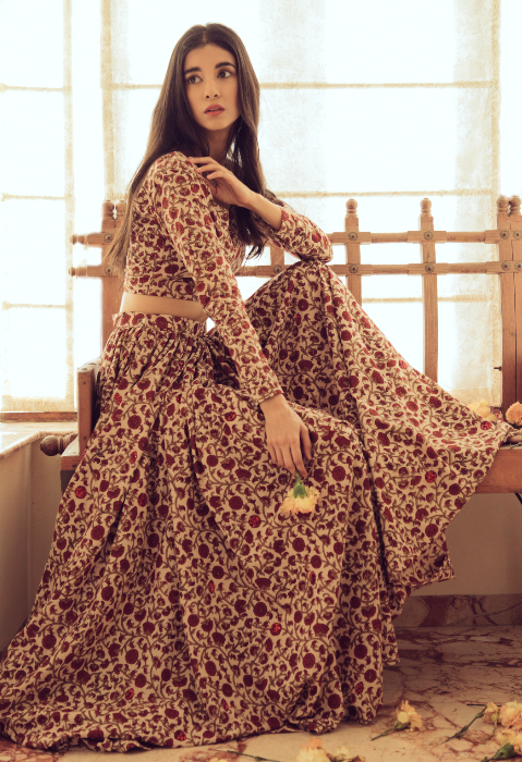WILDFLOWERS - Mogra Pictures | Indian fashion