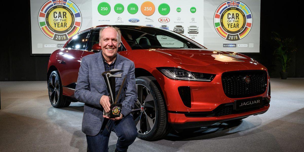 Ian Callum, Who Revolutionized Jaguar Design, Is Leaving