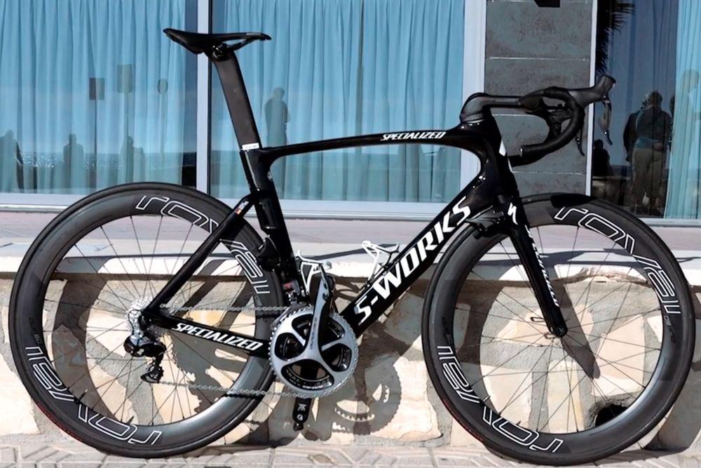 Tour De France Bikes Marcel Kittel S Specialized S Works Venge