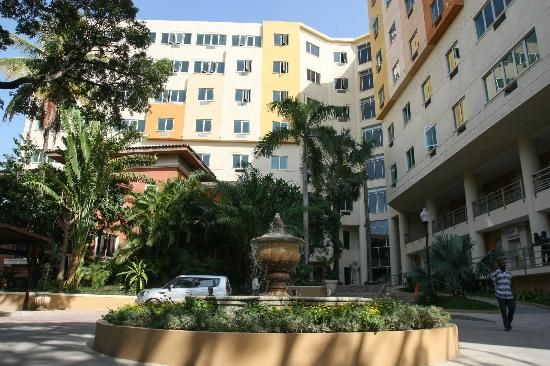 Royal Oasis Hotel in Port-au-Prince, located in Petion-ville Haiti