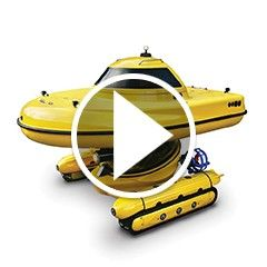 Watch The Amphibious Sub0-Surface Watercraft in action