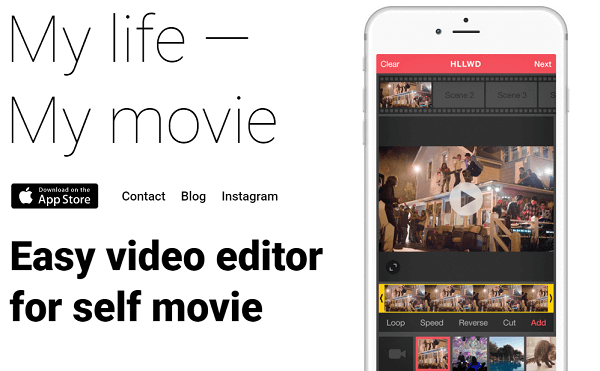 A great video editor for Apple devices with a range of