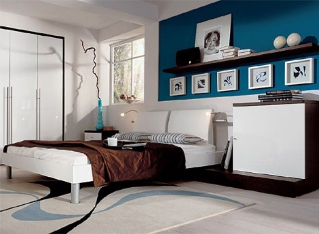 cool blue and turquoise accents in bedroom designs 39 stylish ideas cool blue and turquoise blue white bedroomsbrown