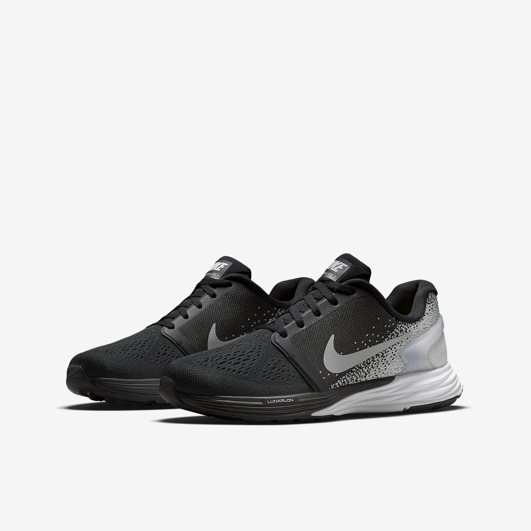 timeless design 1ad7a 34a9e ... cheapest nike lunarglide 7 running shoes for kids 35.5 to 40. nike.  ca2cb 3789a promo code ...