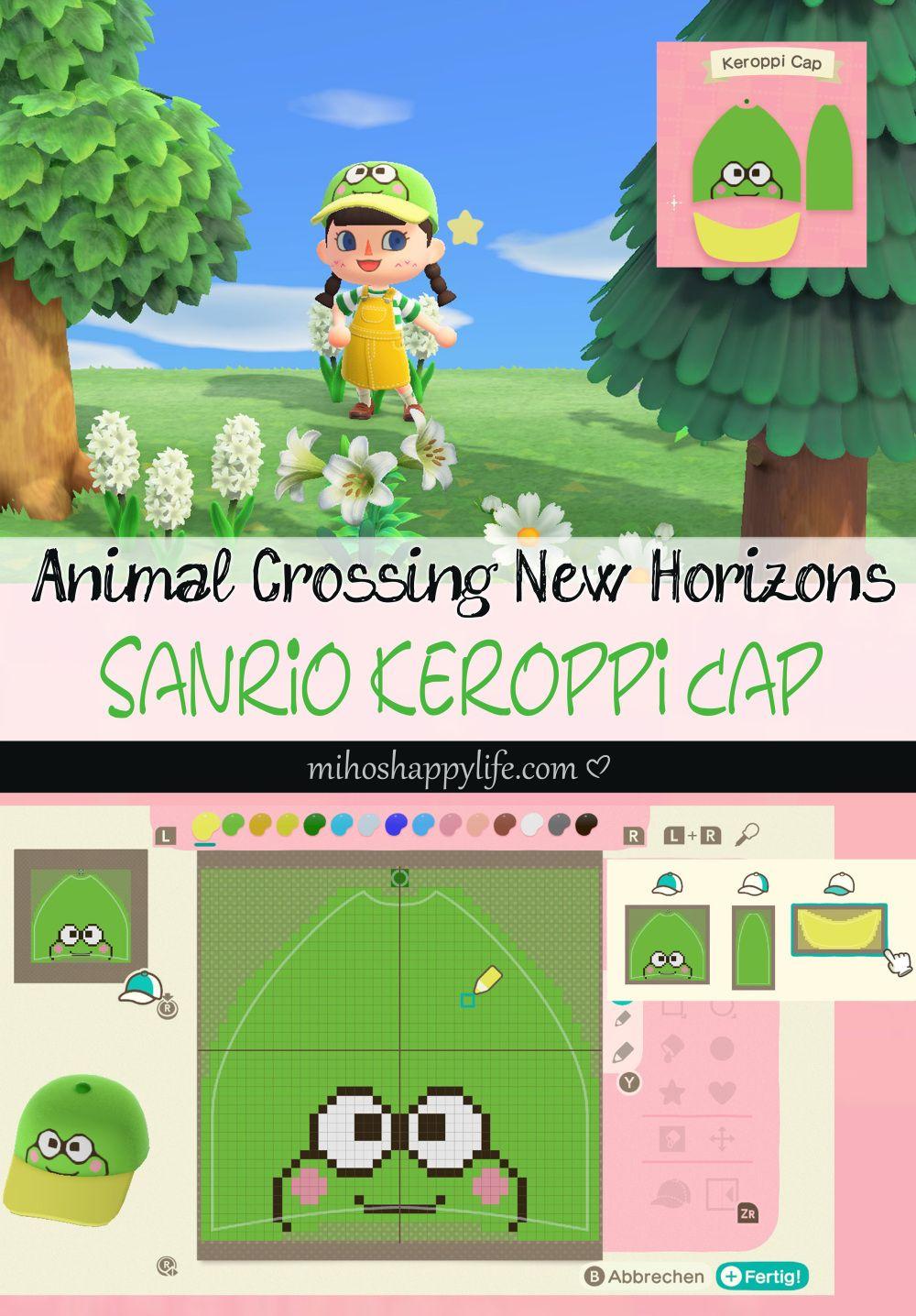 15++ Animal crossing new horizons sanrio ideas