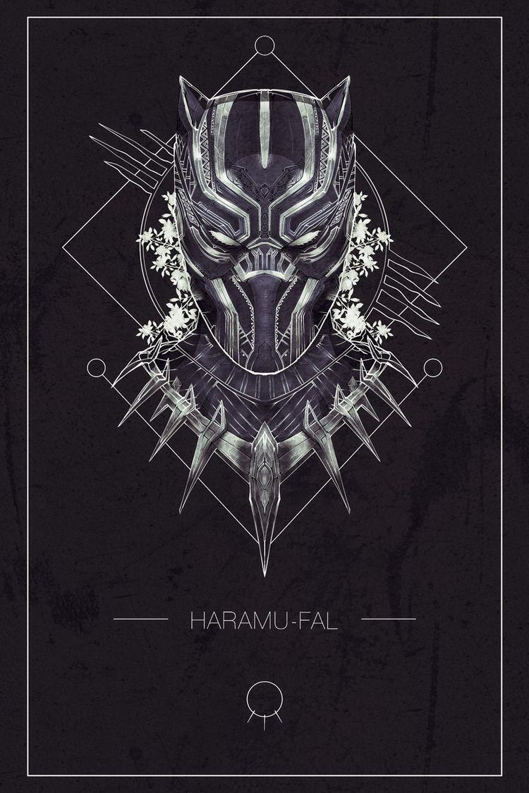 Black Panther マーベルヒーロー ブラックパンサー マーベル