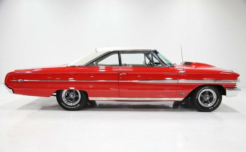 1964 Galaxie 500 Xl 427 Stroked To 452 Vintage Muscle Cars Ford