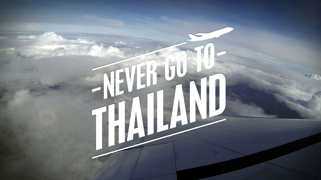 Never Go To Thailand Thailand travel, Thailand, Trip