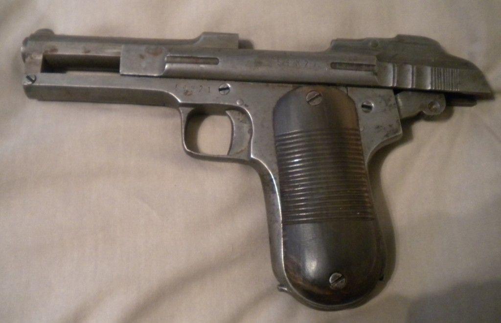 Chinese mystery pistol | damn stuff | Guns, Hand guns, Weapons