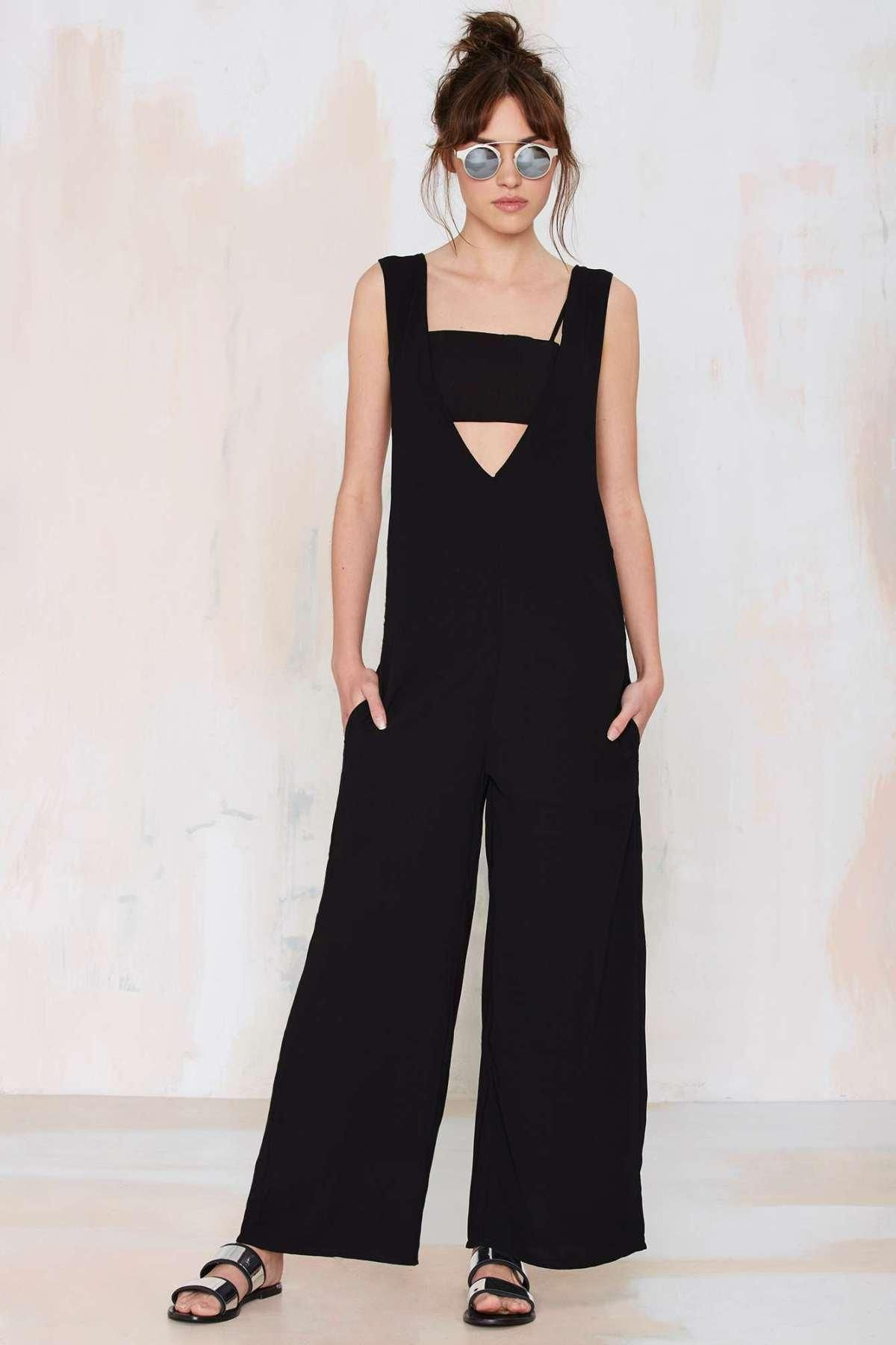 Stop Looking, We Found a Flawless Day-to-Night Jumpsuit ForSpring