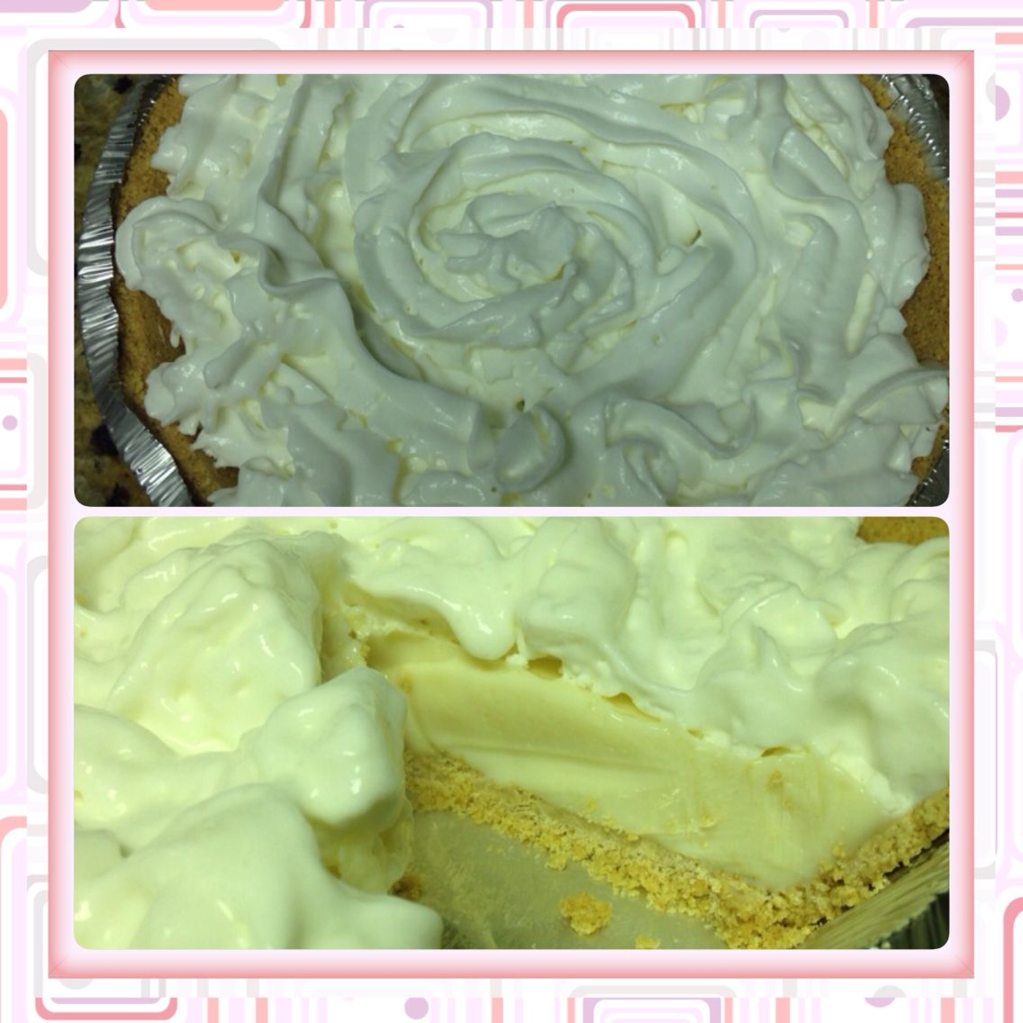 My Lemon pie!