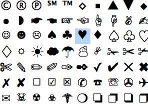symbole auf der tastatur mit alt taste eingeben symbole gut zu wissen und wissen. Black Bedroom Furniture Sets. Home Design Ideas