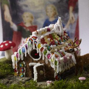 Lebkuchenhaus (Märchen: Hänsel und Gretel) Rezept ...
