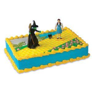 Wizard of Oz Characters Cake Kit by Bakey Craft 867 Dorothy and