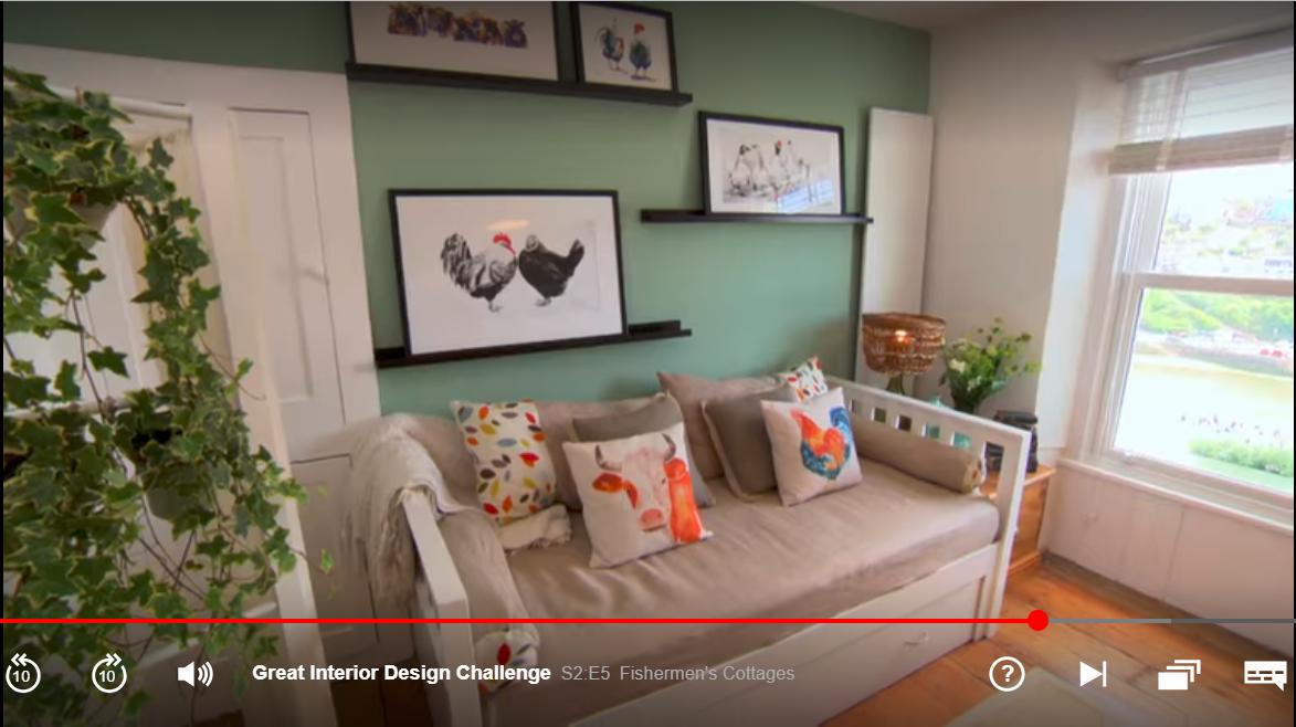 Amazing Room On The Great Interior Design Challenge Season 2
