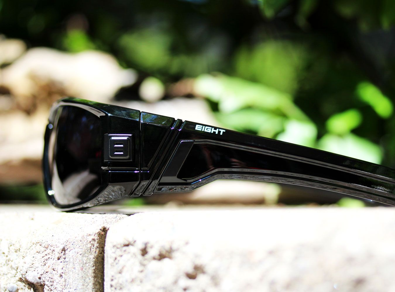 42ab16f217 Glossy Black Green V.1 from EIGHT Eyewear WWW.IWEAR8.COM  8eyewear   sunglasses  shades  cool  mensfashion  fashion  style  summer  eig…