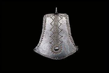 Viking age / Silver pendant/ Norrbotten