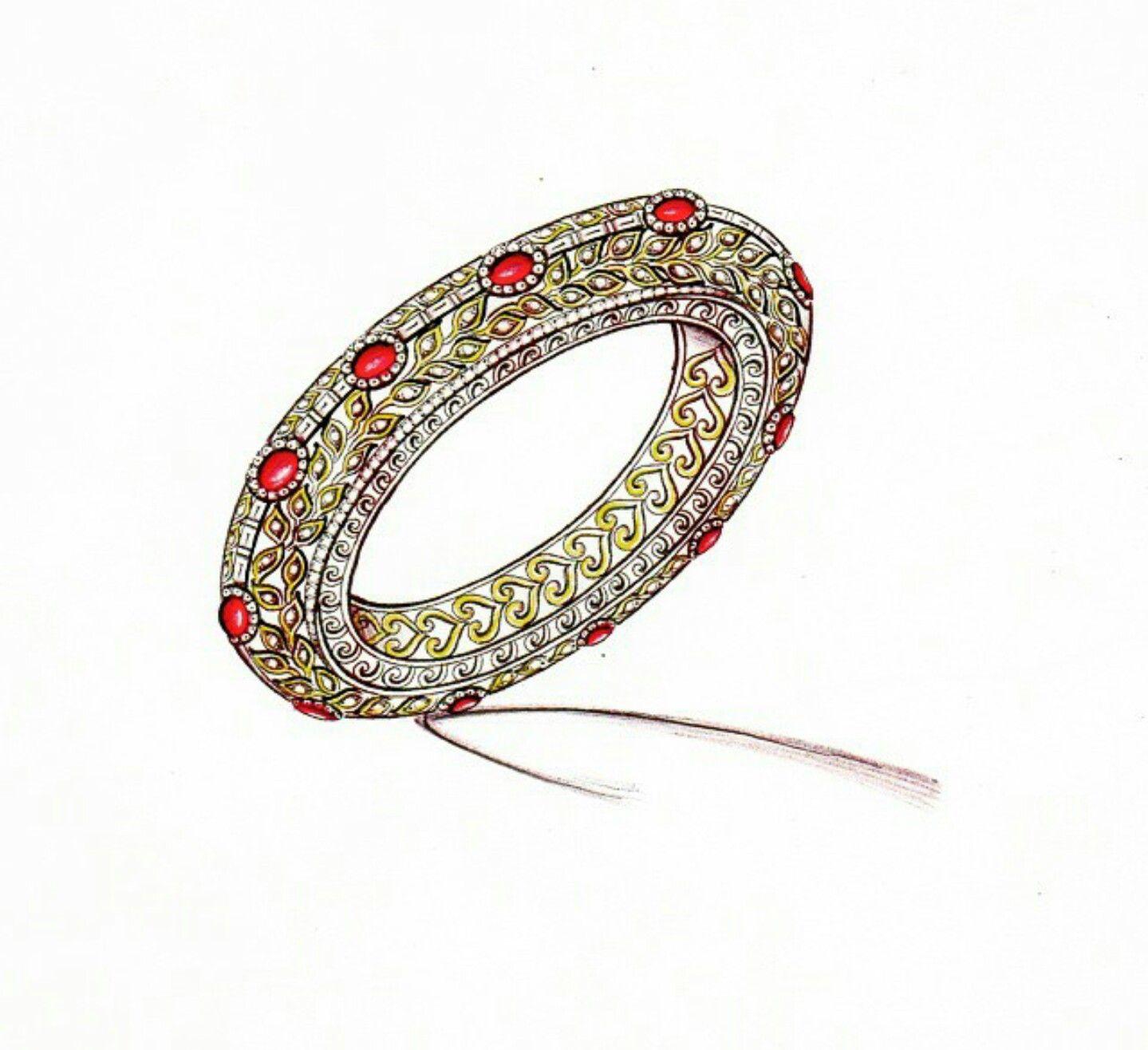 Pin by seema mukherjee on manual designs pinterest jewellery