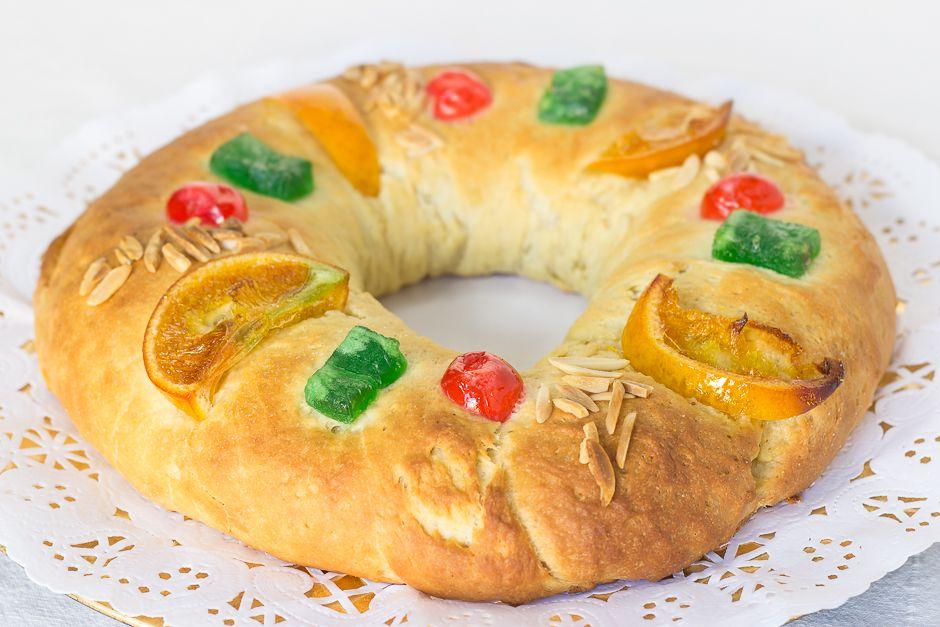 Roscón De Reyes Vegano Delantal De Alces Receta Recetas De Comida Comida Y Bebida Comida De Navidad