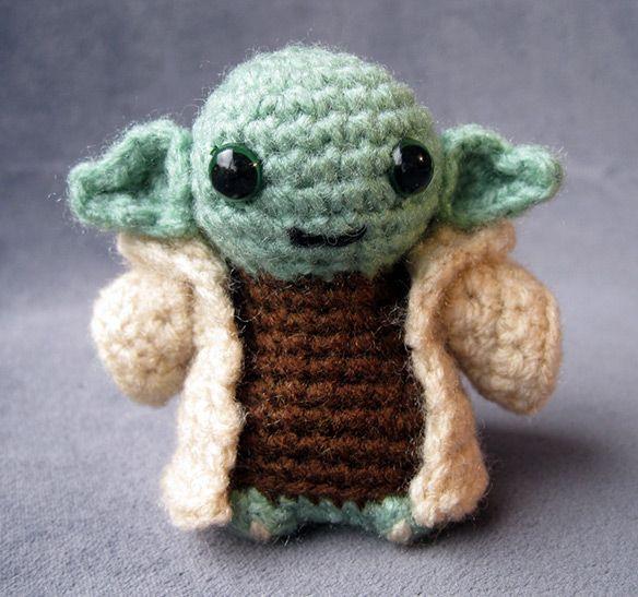 Cute Star Wars Amigurumi (Handmade Stuffed Animals) | Buscar con ...