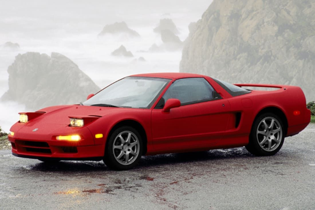The Best 90s Cars of the \'90s3. Acura NSX | Acura nsx