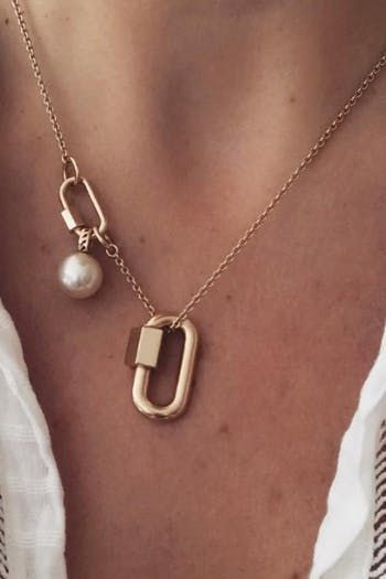 Photo of Charm Necklaces Are the Twee-Chic Accessory We're Suddenly S…