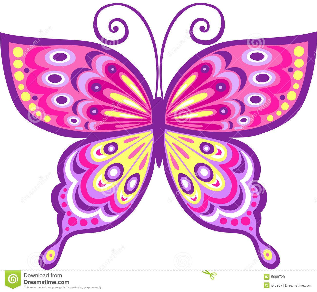 hight resolution of blue butterfly clipart cliparthut free clipart