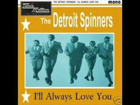 The Spinners - I'll Always Love You - Northern Soul Top 500