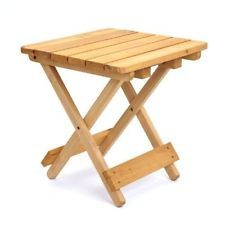 Ebay S Adirondack Folding Side Table Home Garden Bar Outdoor Indoor Bench Sun Lounger