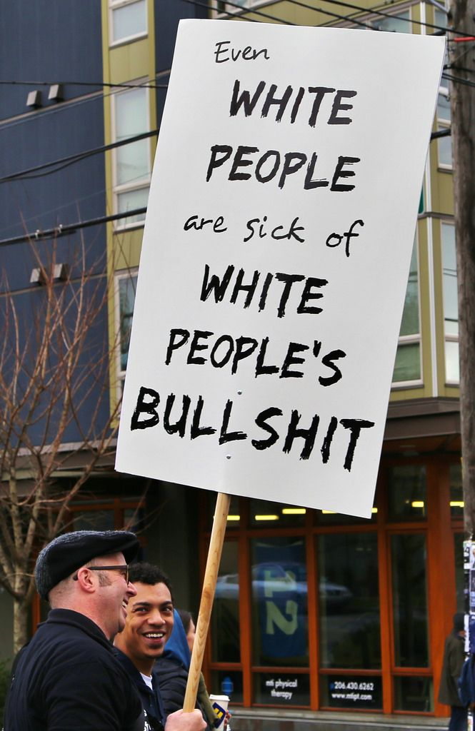 City of Seattle MLK March