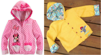 An easy and practical little jacket for boys and girls of all ages.  The following modeling scheme of 2-16.
