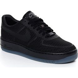 Nike W Air Force 1 Low Upstep Breathe Black Cool Grey nonsolosport neri  Primavera 79ef9b03867e