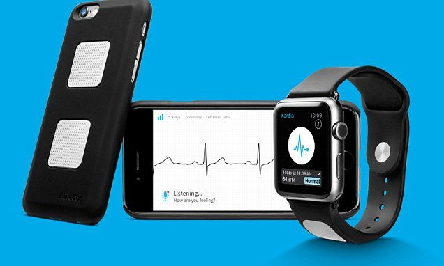 How you can turn your mobile phone into a STETHOSCOPE