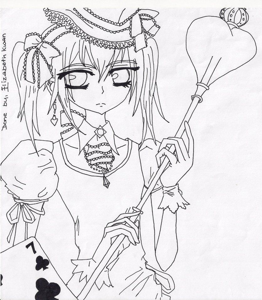Vampire Knight Coloring Pages Vampire Knight Vampire Coloring Pages