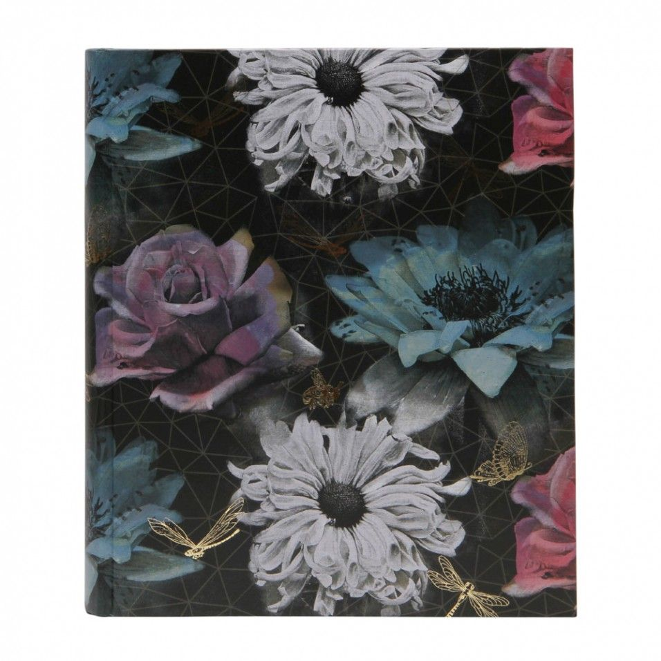 Scrapbook paperchase - Gothic Garden Large Self Adhesive Album Paperchase