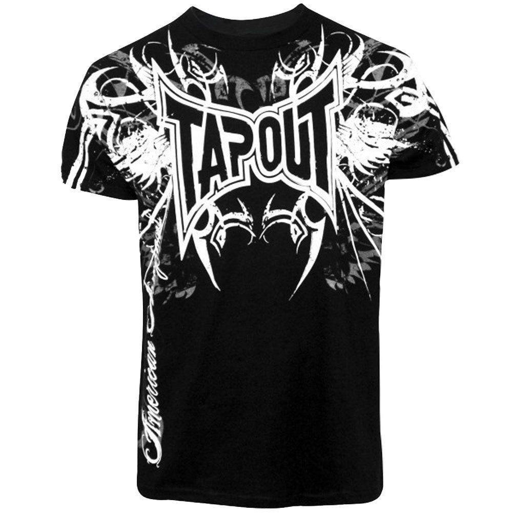 51119e4a2e57 Tapout Darkside Premium Adult T-Shirt - Official Ufc Mma Kickboxing Apparel