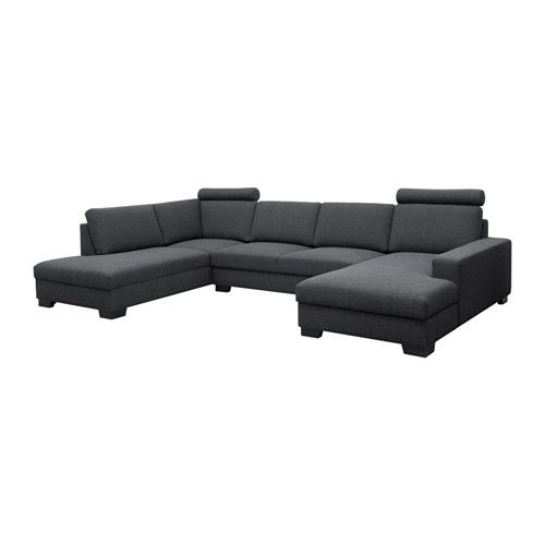Recamiere ikea  Sörvallen | Sofa sofa, Living rooms and Interiors
