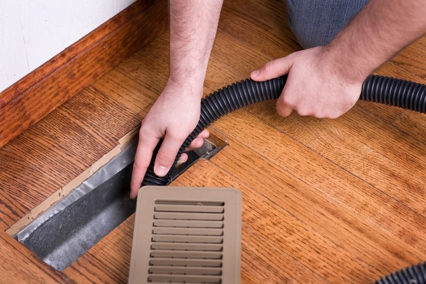 How To Remove Mold From Air Ducts Duct cleaning, Home