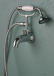Tub Spout With Diverter And Handheld Shower I Need Something Like