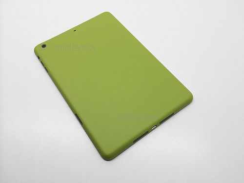 Easy Extreme with Sim Cutout Lime Green Antibacterial Skin
