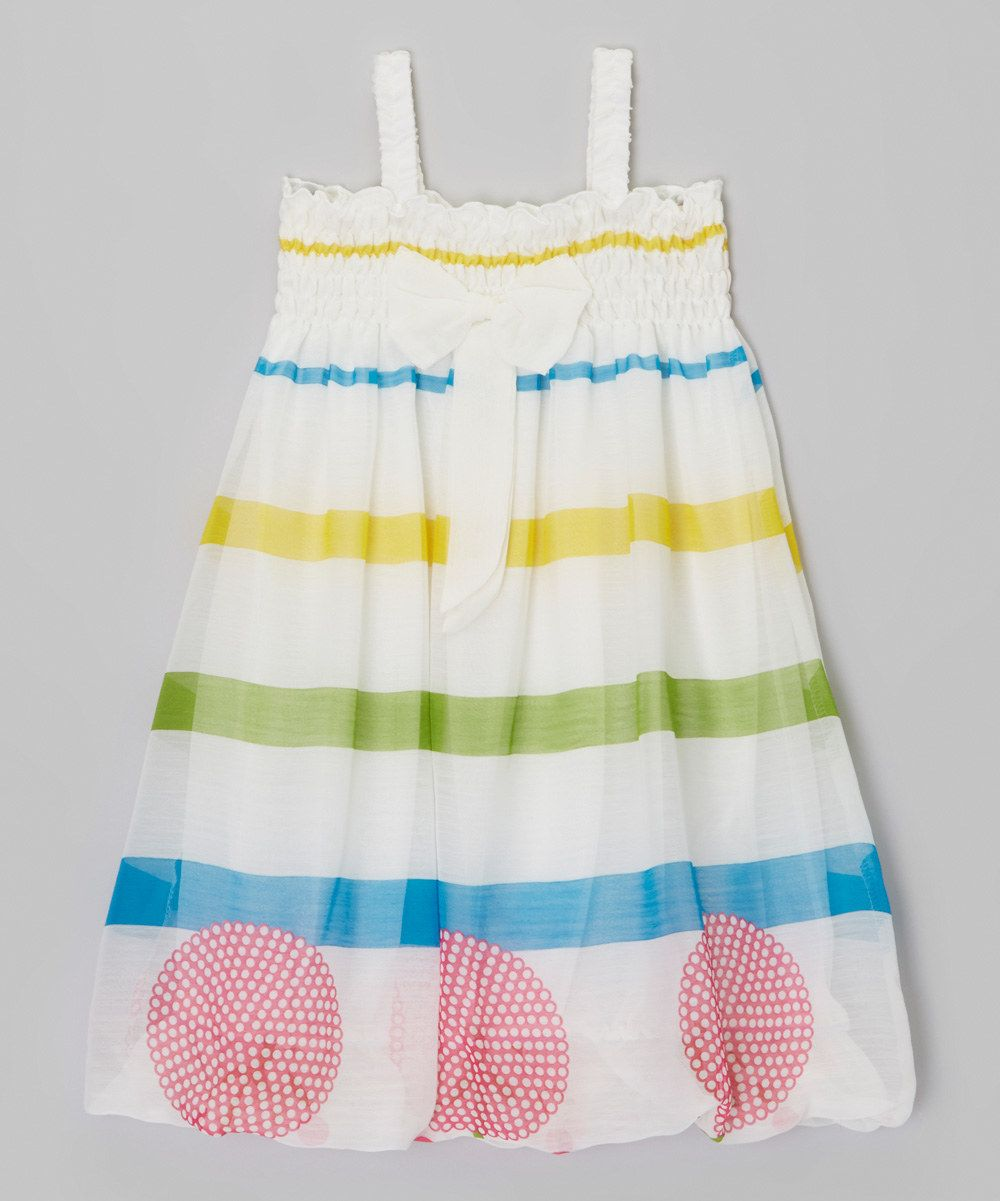 Look at this Wenchoice Color Line Baby Doll Dress - Infant, Toddler