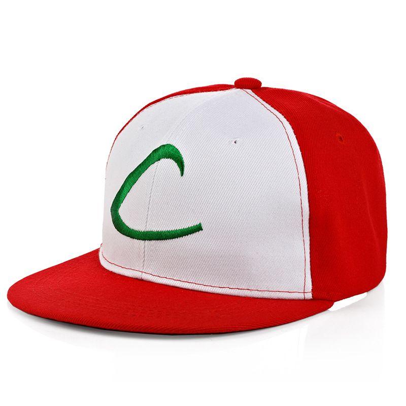 Fashion pokemon go hip hop baseball cap cute bone snapback hat for ...