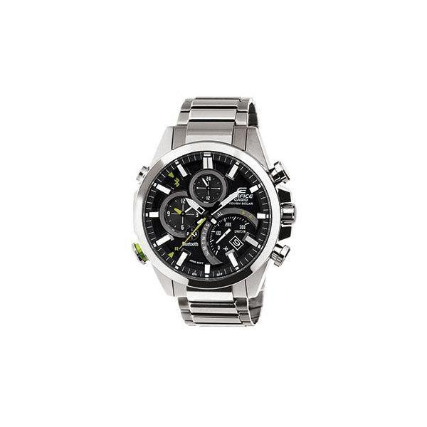 Casio EQB-500D-1AER Watch Casio Edifice Smart phone link EQB-500D-1AER  Casio Mens Watches  USD $277.11