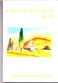 """#contemporaryart Published my work in the #art #catalogue """"The Masters of Color 2015"""""""